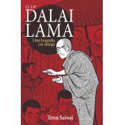 Uma Biografia em Mangá - Dalai Lama - Edição 01