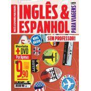 Inglês e Espanhol Para Viagens - Edição 01