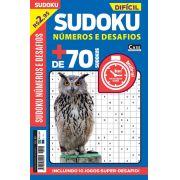Sudoku Números e Desafios - Edição 90
