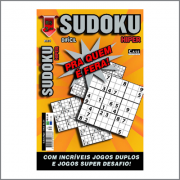 Sudoku Hiper - Edição 31 - Difícil