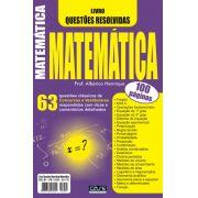 Livro Questões Resolvidas Matemática - Escolha sua Edição - VERSÃO PARA DOWNLOAD