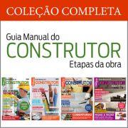 Guia Manual do Construtor Etapas da Obra - ESCOLHA SUA EDIÇÃO