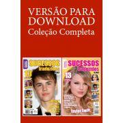 Sucessos Traduzidos - Escolha sua Edição - VERSÃO PARA DOWNLOAD