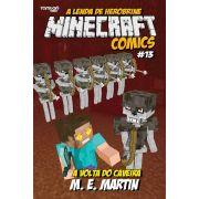 Minecraft Comics: A Lenda de Herobrine - Ed. 13