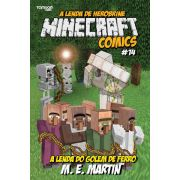 Minecraft Comics: A Lenda de Herobrine - Ed. 14