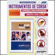 Técnicas de Música Instrumentos de Corda - Ed. 01 - ESCOLHA SEU DVD