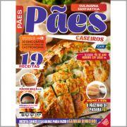 Culinária Fantástica - Ed. 01 (Pães Caseiros)