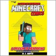 Minecraft Comics Especial - Vol. 01: A Origem de Herobrine (Ed. 15 e 16 da A Lenda de Herobrine)