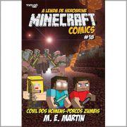 Minecraft Comics: A Lenda de Herobrine - Ed. 18