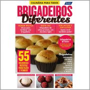 Culinária Para Todos - Ed.01 (Brigadeiros Diferentes)