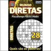Mundo Diretas Ed. 01 (Fácil e Médio)