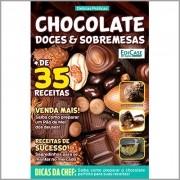 Delícias Práticas - Ed. 04 (Chocolate: Doces e Sobremesas)