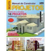 Manual do Construtor Projetos - Reedição - ESCOLHA SUA EDIÇÃO