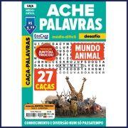 Ache Palavras Ed. 64 - Médio/Difícil - Tema: Mundo Animal