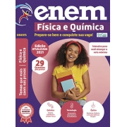 Apostila ENEM 2021 Ed. 04 - Física e Química - PRODUTO DIGITAL (PDF)