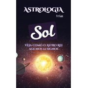 Astrologia Ed. 02 -  Sol - PRODUTO DIGITAL (PDF)