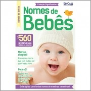 Coleção Significados Ed. 03 - Nomes de Bebês