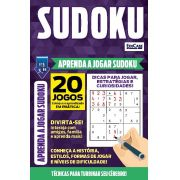 Como Jogar Sudoku - VERSÃO PARA DOWNLOAD (PDF) e IMPRIMIR