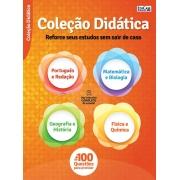Coleção Didática Ed.01 - 4 Volumes