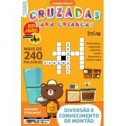 Cruzada Infantil  Ed. 04 - Mais de 240 Palavras