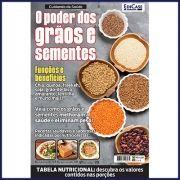 Cuidando da Saúde Ed. 06 - O Poder dos Grãos e Sementes
