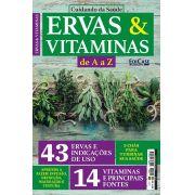 Cuidando da Saúde Ed. 07 - Ervas e Vitaminas de A a Z