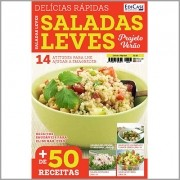 Delícias Rápidas - Ed. 25 (Saladas Leves - Projeto Verão)