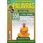 Descobrindo as Palavras Ed. 46 - Fácil/Médio - Letras Grandes - Budismo