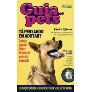 Guia dos Pets Ed. 03 - Tá pensando em adotar? - PRODUTO DIGITAL (PDF)