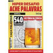 Hiper Desafios Ache Palavras Ed. 56 - Difícil - Tema: História da Cerveja
