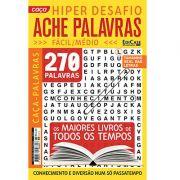 Hiper Desafios Ache Palavras Ed. 57 - Fácil/Médio - Letras Grandes - Tema: Os Maiores Livros de Todos os Tempos