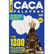 Livro Caça Ed. 02 - Fácil/Médio - Temas: Nossa Senhora Aparecida, Nossa Senhora de Fátima e Livro do Apocalipse