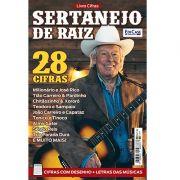 Livro Cifras Ed. 16 - Sertanejo Raiz