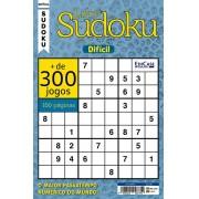 Livro Sudoku Ed. 08 - Difícil - Com Marcador de Tempo - Só Jogos 9x9