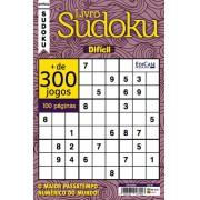 Livro Sudoku Ed. 09 - Difícil - Com Marcador de Tempo - Só Jogos 9x9