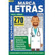Marca Letras Ed. 48 - Fácil/Médio - Tema: Saúde