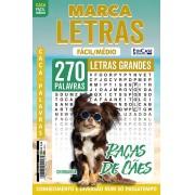 Marca Letras Ed. 58 - Fácil/Médio - Letras Grandes - Raças de Cães