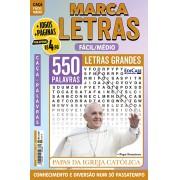 Marca Letras Ed. 61 - Fácil/Médio - Letras Grandes - Papas da Igreja Católica