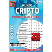 Mundo Cripto Ed. 02 - Fácil/Médio - 28 Desafios
