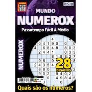 Mundo Numerox Ed. 01 - Fácil/Médio - 28 Desafios