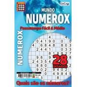 Mundo Numerox Ed. 02 - Fácil/Médio - 28 Desafios