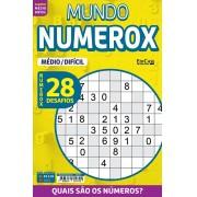 Mundo Numerox Ed. 07 - Médio/Difícil - 28 Desafios