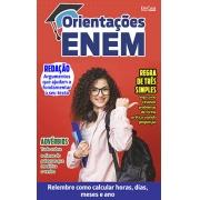 Orientações Enem Ed. 07 - REGRA DE TRÊS SIMPLES - PRODUTO DIGITAL (PDF)
