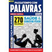 Passatempos Com Palavras Ed. 72 - Médio/Difícil - Tema: Saúde e Exercícios Físicos