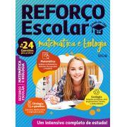 Reforço Escolar - Estude em Casa Ed. 02 - Matemática e Biologia