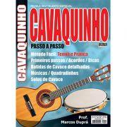 Revele Seu Talento Especial Ed. 04 - Cavaquinho - VERSÃO PARA DOWNLOAD (PDF)