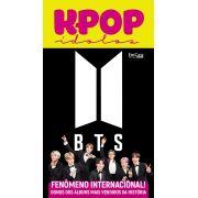 Revista Pôster - Artista de Sucesso Ed. 01 - K-POP ÍDOLOS - BTS - PRODUTO DIGITAL (PDF)