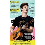 Revista Pôster - Artista de Sucesso Ed. 04 - Shawn Mendes - PRODUTO DIGITAL (PDF)