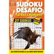 Sudoku Desafio Ed. 64 - Muito Difícil - Só Super Desafio - Com Letras e Números