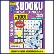 Sudoku Desafio Inicial Ed. 03 - Médio - Só Jogos 9x9